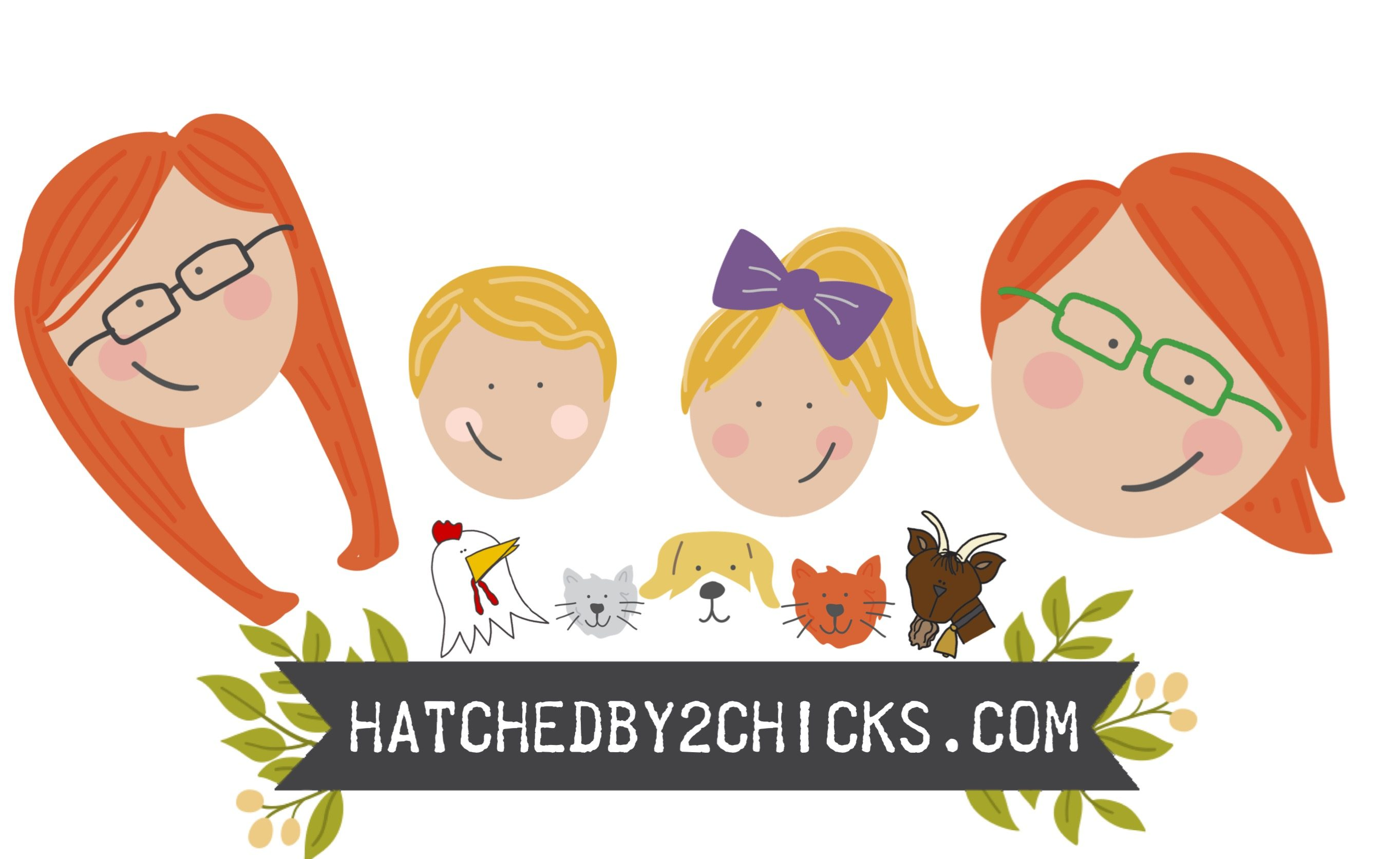 HatchedBy2Chicks.com